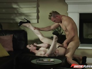 Stoya still knows to ride the dick better than anyone else!