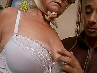 Granny Inci pussy ravished with monster cock hardcore