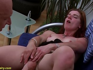 german hairy mature extreme fisted